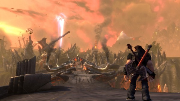Скриншот №3 к Brutal Legend