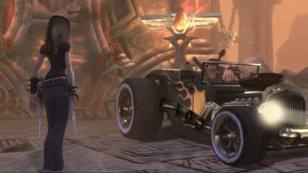 Скриншот №6 к Brutal Legend
