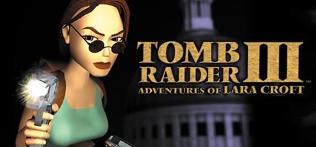 Game Banner Tomb Raider III