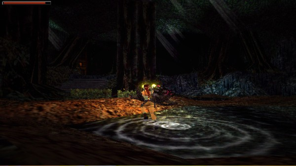 Tomb Raider 3: Adventures of Lara Croft (The Lost Artifact) скриншот