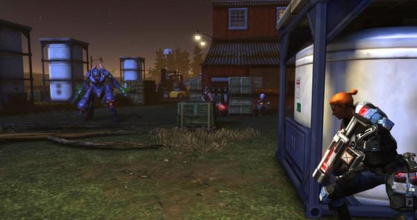 скриншот XCOM: Enemy Within 5