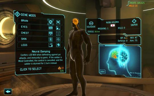 скриншот XCOM: Enemy Within 2