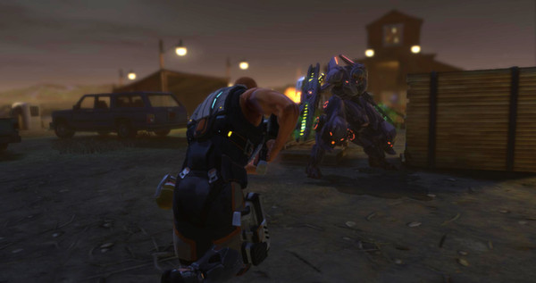 скриншот XCOM: Enemy Within 3