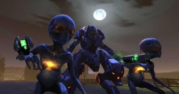 скриншот XCOM: Enemy Within 0