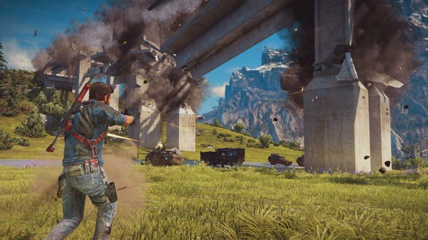 Just Cause 3 3DM Crack PC Free Download