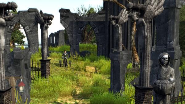 Скриншот №1 к SpellForce 2 - Faith in Destiny Scenario 1 Flinks Secret Diary