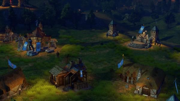 Скриншот №10 к SpellForce 2 - Faith in Destiny Scenario 1 Flinks Secret Diary