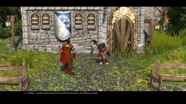 Скриншот №8 к SpellForce 2 - Faith in Destiny Scenario 1 Flinks Secret Diary