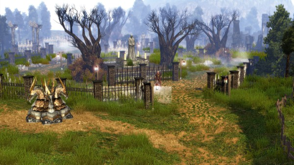 Скриншот №4 к SpellForce 2 - Faith in Destiny Scenario 1 Flinks Secret Diary