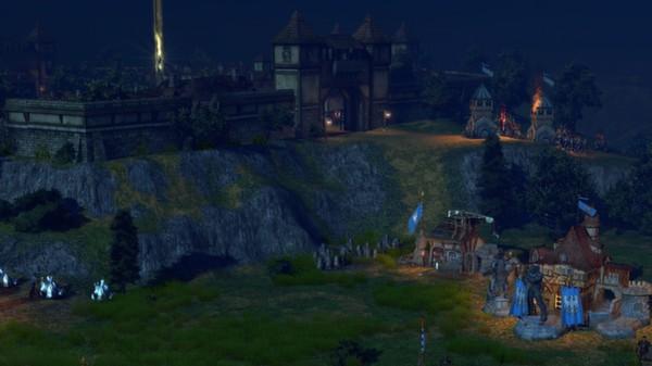 Скриншот №5 к SpellForce 2 - Faith in Destiny Scenario 1 Flinks Secret Diary