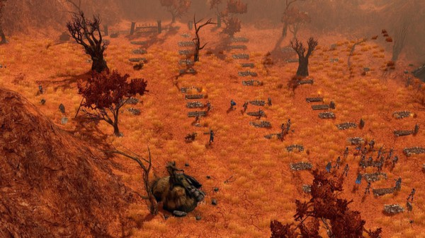 Скриншот №11 к SpellForce 2 - Faith in Destiny Scenario 2 The Golden Fool