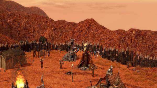 Скриншот №1 к SpellForce 2 - Faith in Destiny Scenario 2 The Golden Fool