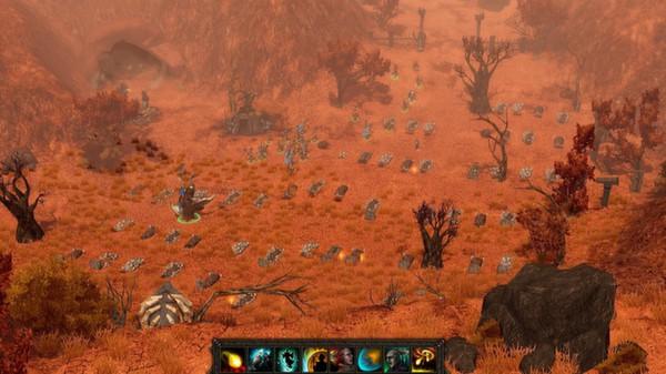 Скриншот №3 к SpellForce 2 - Faith in Destiny Scenario 2 The Golden Fool
