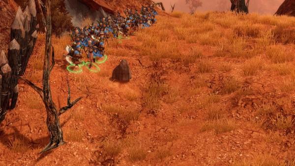 Скриншот №4 к SpellForce 2 - Faith in Destiny Scenario 2 The Golden Fool