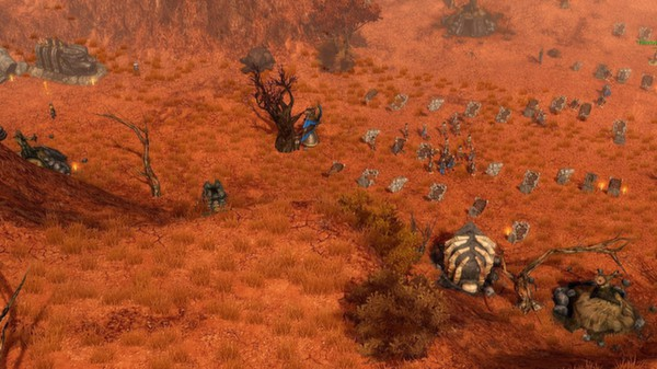 Скриншот №10 к SpellForce 2 - Faith in Destiny Scenario 2 The Golden Fool