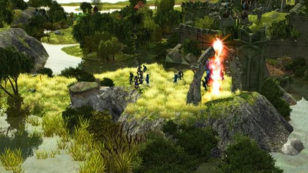 Скриншот №3 к SpellForce 2 - Faith in Destiny Scenario 3 The Last Stand