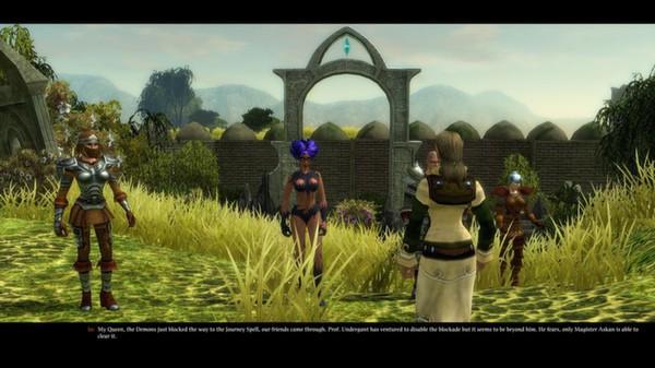 Скриншот №5 к SpellForce 2 - Faith in Destiny Scenario 3 The Last Stand