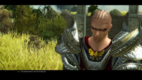 Скриншот №4 к SpellForce 2 - Faith in Destiny Scenario 3 The Last Stand