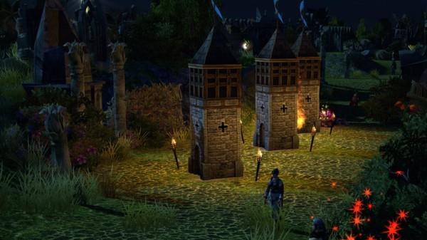 Скриншот №1 к SpellForce 2 - Faith in Destiny Scenario 3 The Last Stand