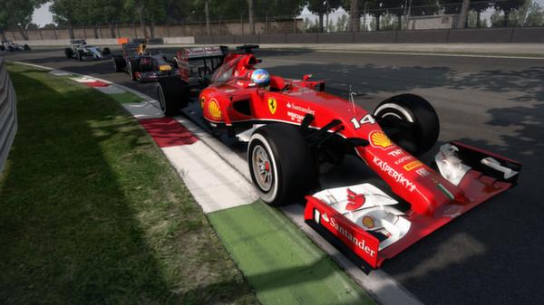 F1 2014 - Steam - Imagem 2 do software