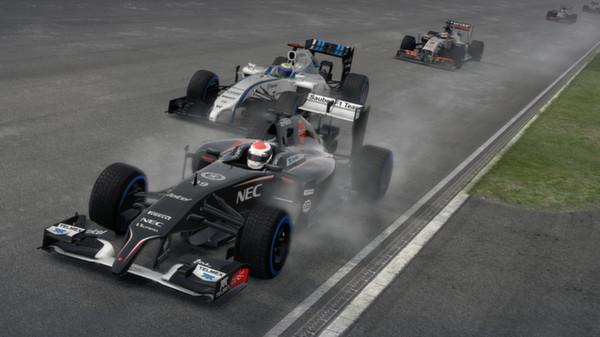 F1 2014 - Steam - Imagem 3 do software