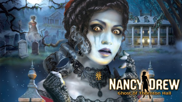 скриншот Nancy Drew: the Ghost of Thornton Hall 0