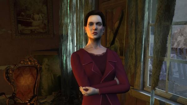 скриншот Nancy Drew: the Ghost of Thornton Hall 1