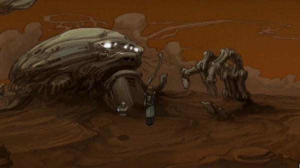 Screenshot of Primordia