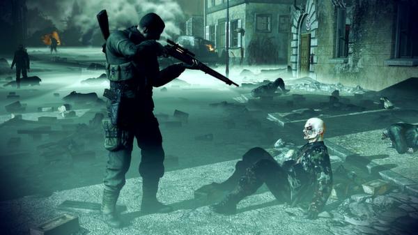 Levels zombie army trilogy How many
