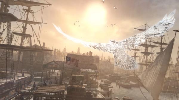 скриншот Assassin's Creed III: The Betrayal 1