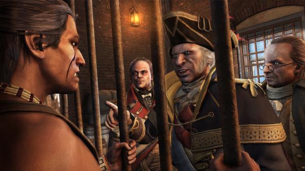 скриншот Assassin's Creed III: The Betrayal 3