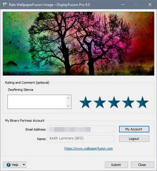 Скриншот №7 к DisplayFusion