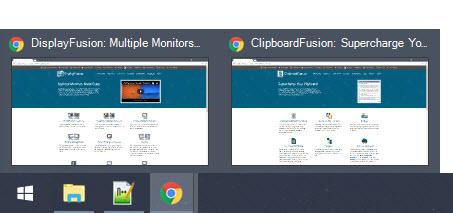Скриншот №8 к DisplayFusion
