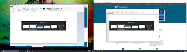 Скриншот №9 к DisplayFusion