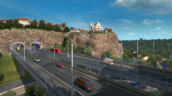 Скриншот №37 к Euro Truck Simulator 2