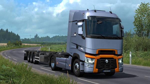 Скриншот №33 к Euro Truck Simulator 2