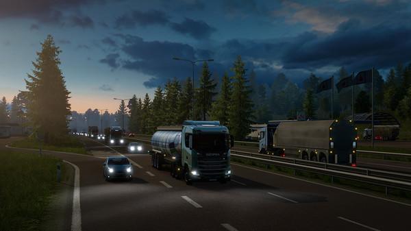 Скриншот №13 к Euro Truck Simulator 2
