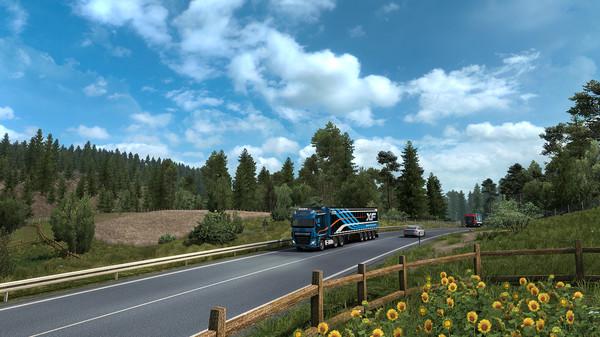 Скриншот №2 к Euro Truck Simulator 2