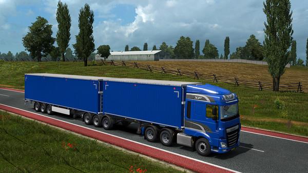 Скриншот №29 к Euro Truck Simulator 2