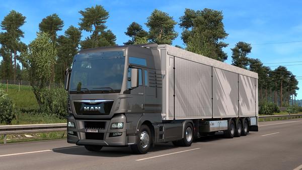 Скриншот №35 к Euro Truck Simulator 2