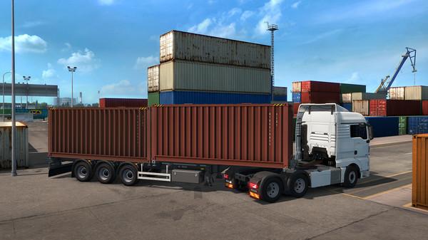 Скриншот №19 к Euro Truck Simulator 2