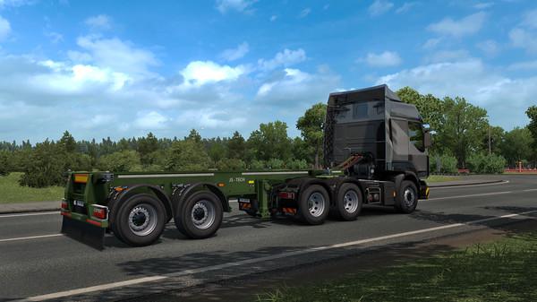 Скриншот №27 к Euro Truck Simulator 2