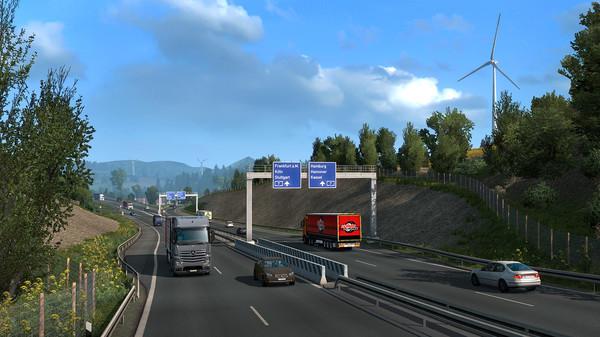Скриншот №34 к Euro Truck Simulator 2