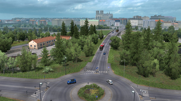 Скриншот №26 к Euro Truck Simulator 2