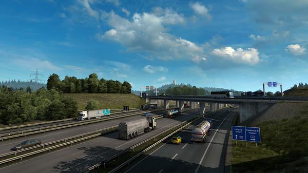 Скриншот №10 к Euro Truck Simulator 2