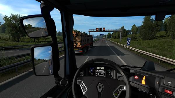 Скриншот №14 к Euro Truck Simulator 2