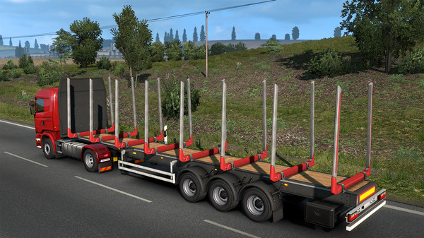 Скриншот №36 к Euro Truck Simulator 2