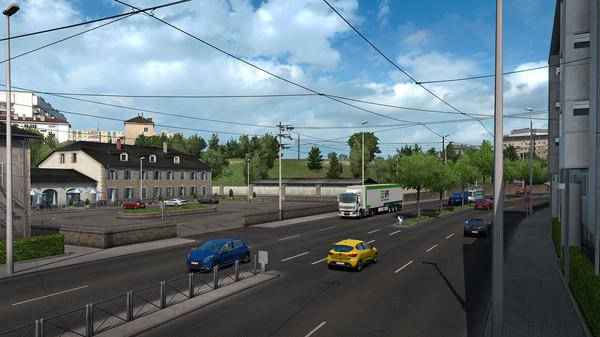 Скриншот №28 к Euro Truck Simulator 2