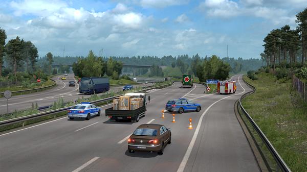 Скриншот №17 к Euro Truck Simulator 2