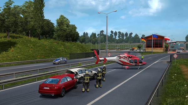 Скриншот №16 к Euro Truck Simulator 2